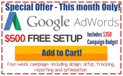 Google AdWords Special