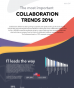 The most important collaboration trends 2016