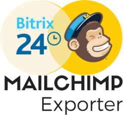 Bitrix24 to MailChimp integration application