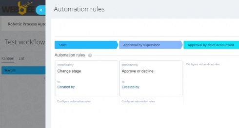 Robotic Process Automation (RPA) in Bitrix24