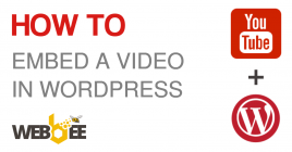 How to embed YouTube videos in WordPress