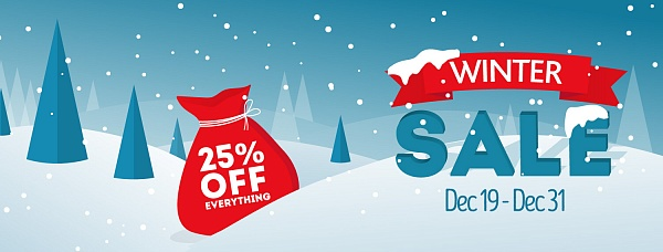 Winter Sale Bitrix24 25% Off